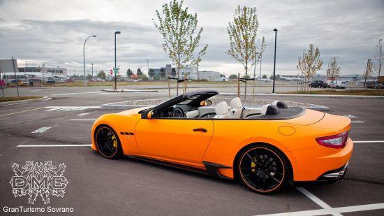 DMC Maserati Gran Turismo Sovrano