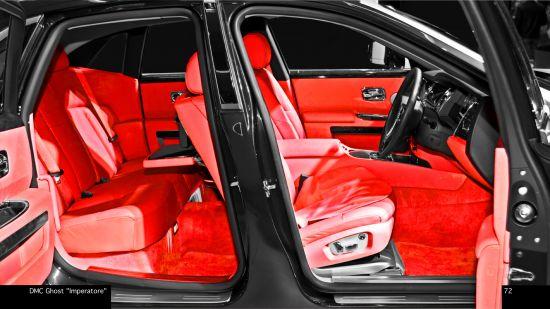 DMC Rolls-Royce Ghost Imperatore