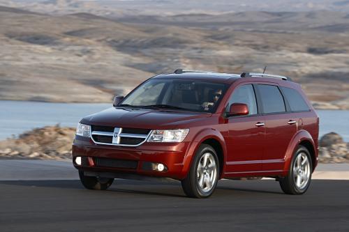 """Все новые 2009 Dodge journey кроссовер выигрывает подопечного \""""умная утилита\"""" achievement award"""