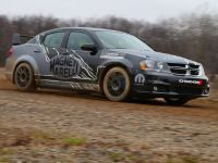 Dodge Avenger Rally Car