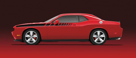 Dodge Challenger Performance Appearance Package
