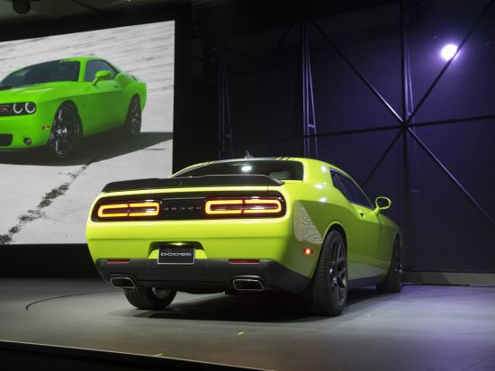 Dodge Challenger R-T New York