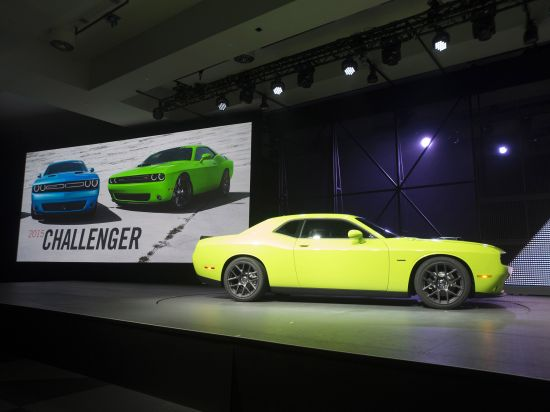Dodge Challenger R-T New York