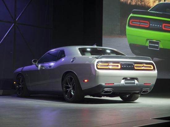Dodge Challenger Scat Pack Shaker New York