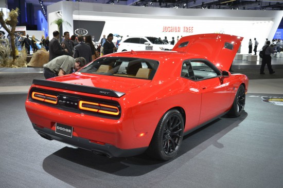 Dodge Challenger SRT Hellcat Los Angeles
