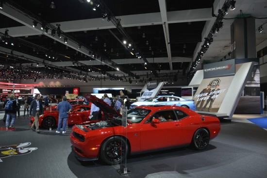 Dodge Challenger SRT Hellcat Los Angeles