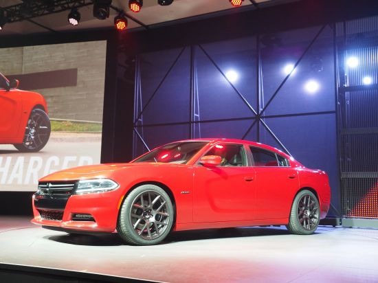 Dodge Charger New York