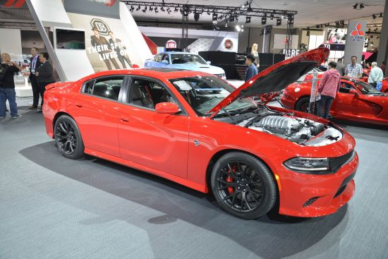 Dodge Charger SRT Hellcat Los Angeles