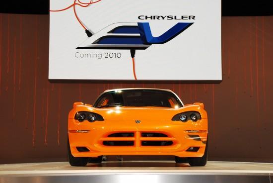 Dodge Circuit EV Detroit