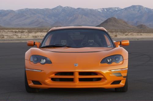 Chrysler демонстрирует свой Электрический автомобиль будущего на Geneva Motor Show 2009