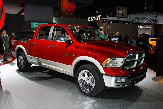 Dodge Ram Pick Up Detroit