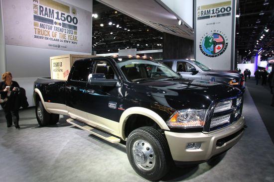 Dodge RAM pick-up Detroit