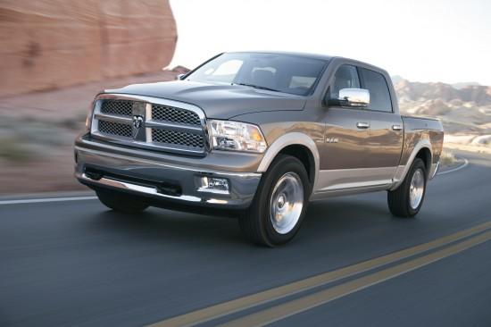 Dodge Ram 1500 Laramie