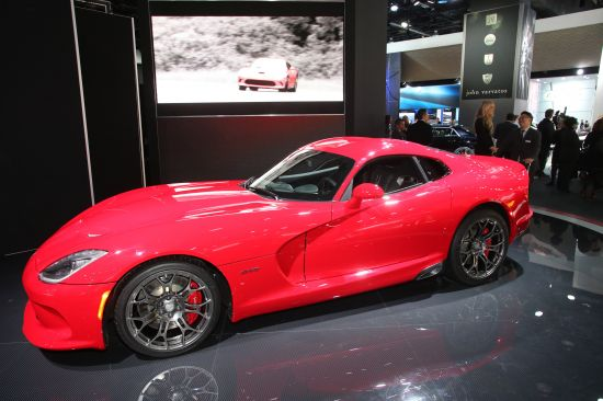 Dodge SRT Viper Detroit