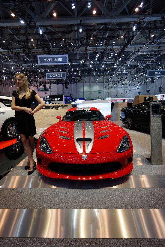 Dodge Viper Geneva