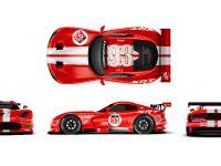 Dodge Viper SRT GTS-Rs, 2 of 2