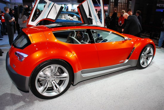 Dodge ZEO Concept Detroit