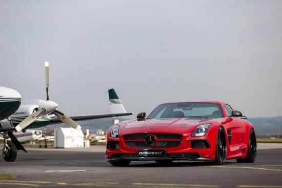 Domanig Mercedes-Benz SLS AMG Black Series