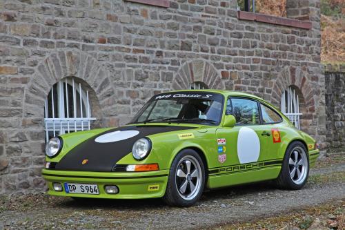 ДП Моторспорт Порше 911 (964) - современная Классика