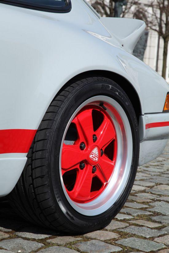 DP Motorsport Porsche 964 RS