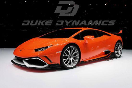 Duke Dynamics Lamborghini Huracan LP610-4 Arrow