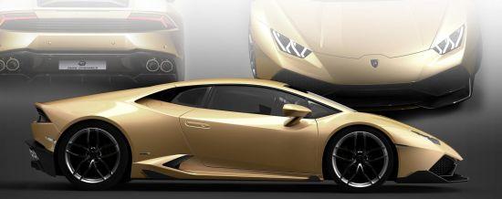 Duke Dynamics Lamborghini Huracan Minotauro
