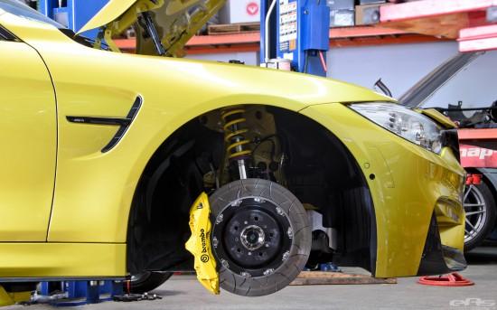 EAS KW Clubsport BMW M4