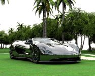 Eco-Exotic ScorpionTM Supercar, 4 of 8