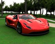 Eco-Exotic ScorpionTM Supercar, 8 of 8