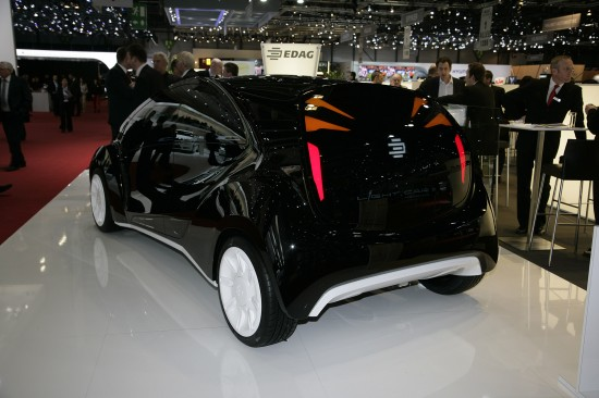 EDAG Light Car-Open Source Geneva