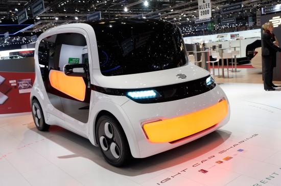 EDAG Light Car Sharing Geneva
