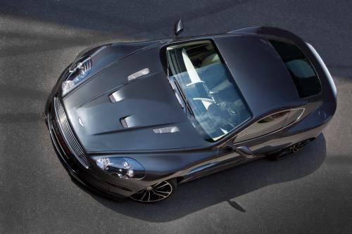 edo трансформирует Aston Martin DB9 в полнокровной DBS