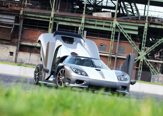 edo Competition Koenigsegg CCR