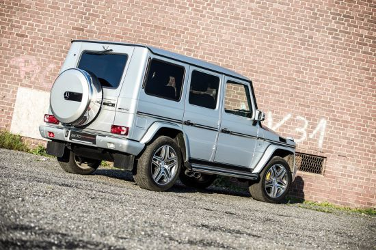 Edo Competition Mercedes-Benz G63 AMG