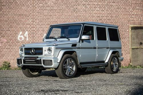 Edo Competition Mercedes-Benz G63 AMG (2014) - picture 1 of 11