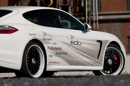 edo Competition Porsche Panamera Turbo S