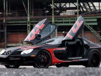 edo competition Mercedes-Benz SLR Black Arrow, 11 of 27