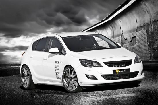 EDS Opel Astra J Turbo