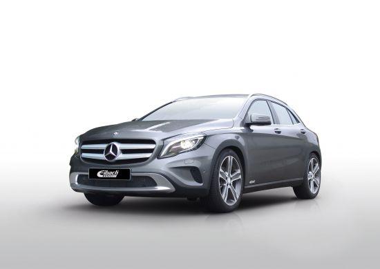 Eibach Mercedes-Benz GLA