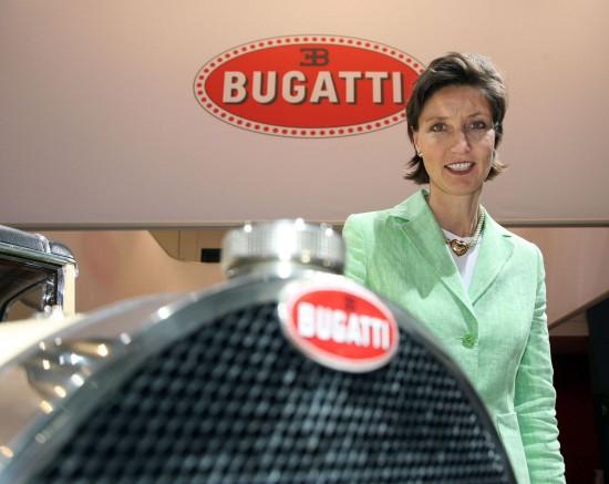 Emanuela Wilm Bugatti