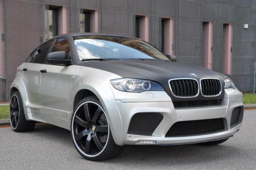 Подробнее эксклюзивный BMW X6 по Enco