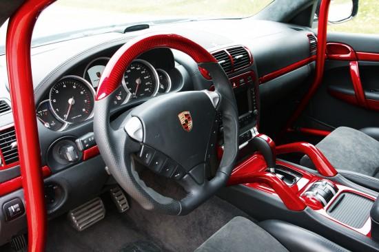 ENCO Exklusive Porsche Cayenne Gladiator 700 GT Biturbo