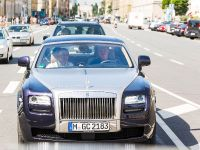 Ernie Els and Rolls-Royce Ghost, 2 of 3