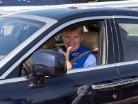 Ernie Els and Rolls-Royce Ghost