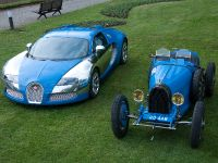 Ettore Bugatti Type 35 Grand Prix and Bugatti Veyron, 16 of 16