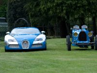 Ettore Bugatti Type 35 Grand Prix and Bugatti Veyron, 14 of 16