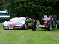 Ettore Bugatti Type 35 Grand Prix and Bugatti Veyron, 13 of 16