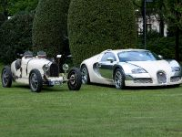 Ettore Bugatti Type 35 Grand Prix and Bugatti Veyron, 12 of 16