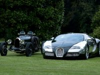 Ettore Bugatti Type 35 Grand Prix and Bugatti Veyron, 11 of 16