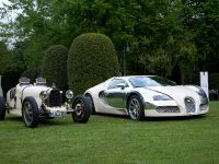 Ettore Bugatti Type 35 Grand Prix and Bugatti Veyron, 10 of 16
